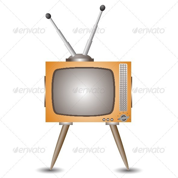 GraphicRiver Old TV 5318310
