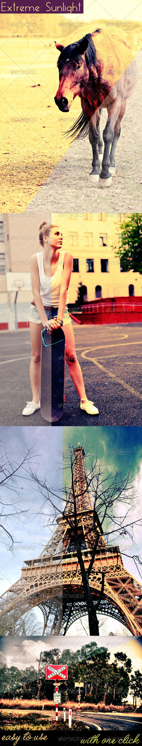 GraphicRiver Photo Effect PS Action 5 5320136