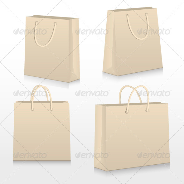 GraphicRiver Shopping Bags 5320554