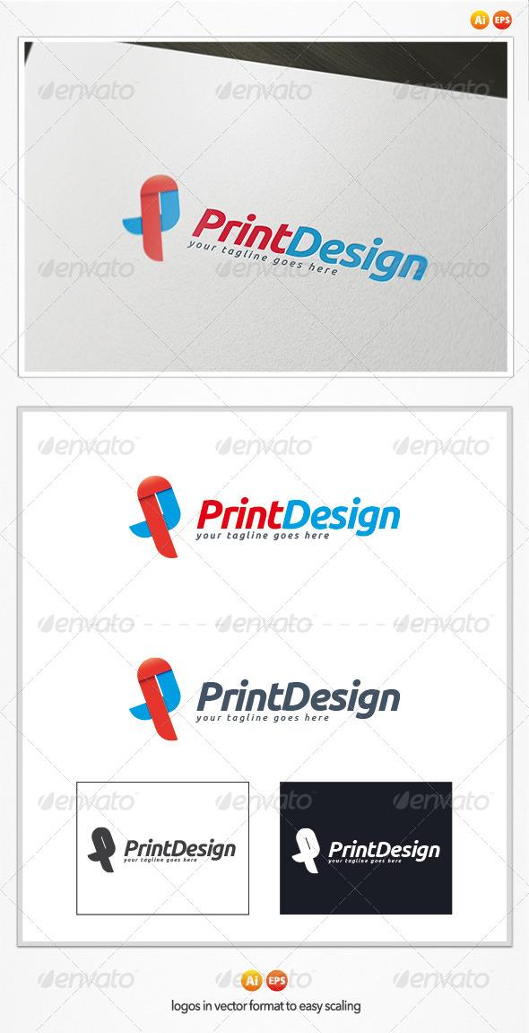 GraphicRiver Print Design Logo 5316370
