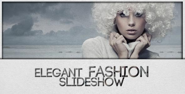 Elegant Fashion Slideshow
