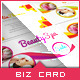 Beauty Spa & Wellness - Business Card Template - GraphicRiver Item for Sale