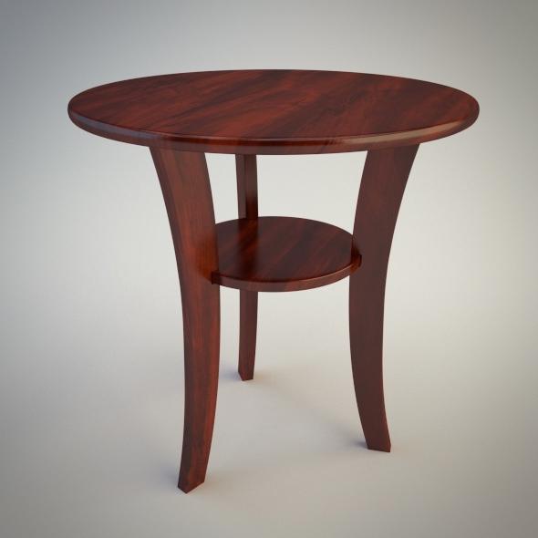 3DOcean Coffee Table 5324102