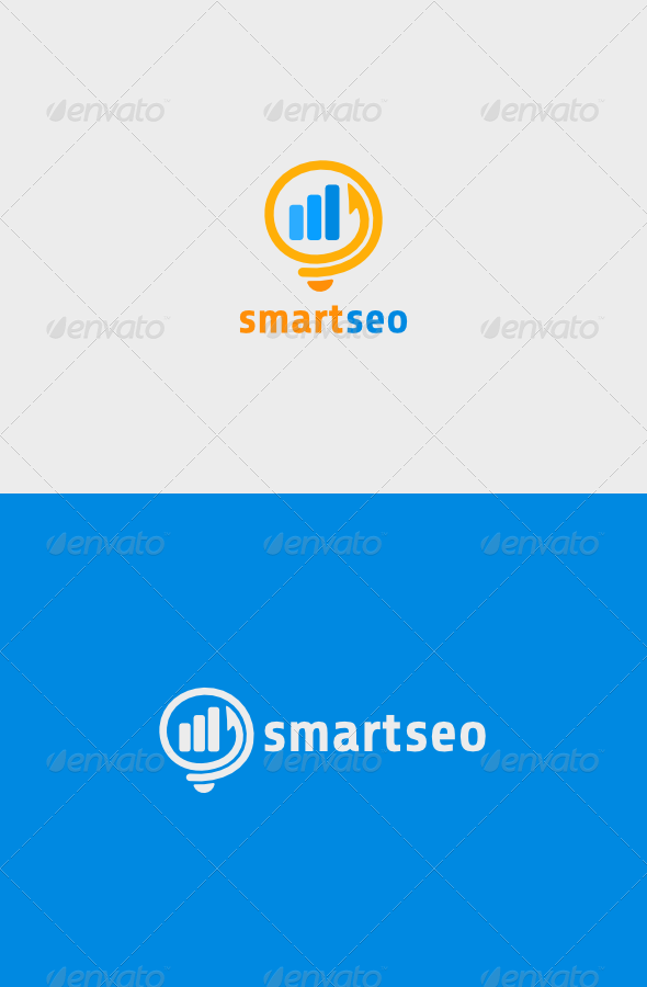 GraphicRiver Smart Seo Logo 5324535
