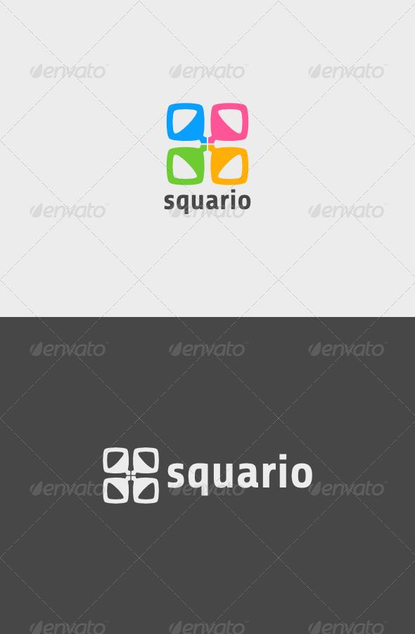 GraphicRiver Squario Logo 5324551