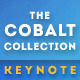 The Cobalt Collection of 3 Keynote Templates  - GraphicRiver Item for Sale