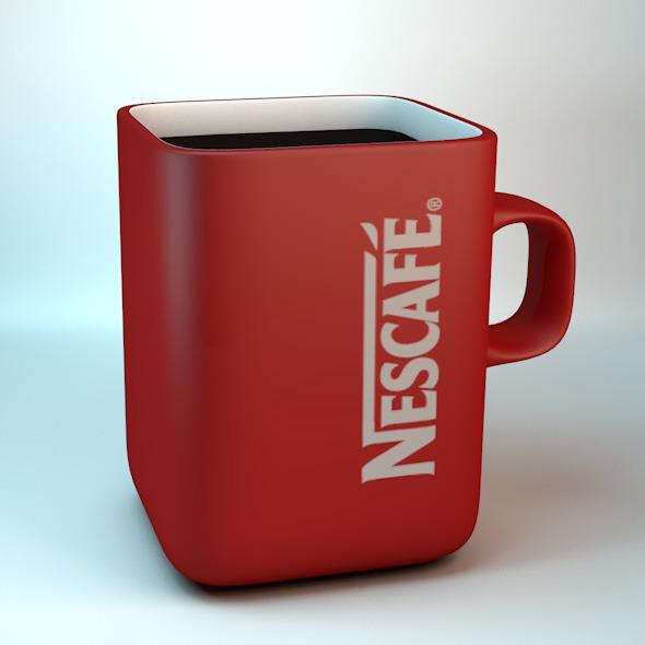 3DOcean Nescafe Cup 5312274