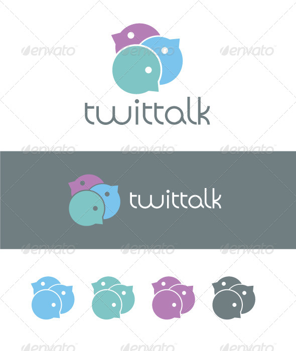 GraphicRiver Twittalk 5329058