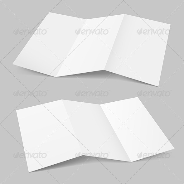 GraphicRiver Folded Paper 5329082