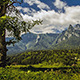 Mountain View Slider Time Lapse 2K - VideoHive Item for Sale