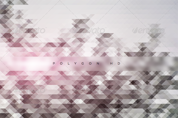 Polygon HD - Polygonal Backgrounds