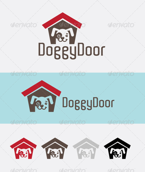 GraphicRiver Doggy Door 5330154