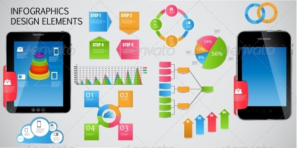 GraphicRiver Infographic Business Template Vector Illustration 5331920