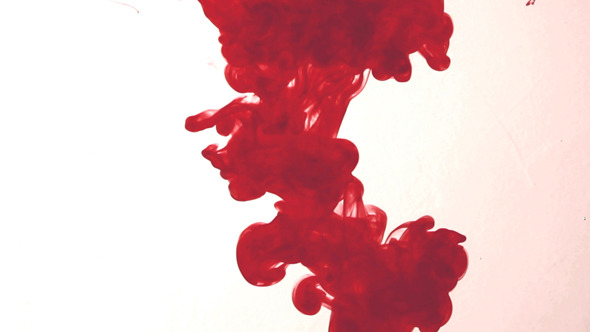 red ink like blood - photo #35