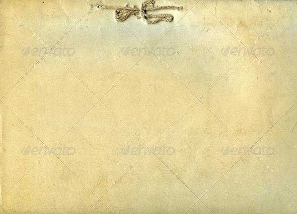 GraphicRiver Paper with bow 5333468