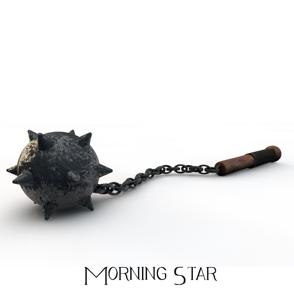 Morning Star By 3dtreatment 3docean