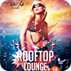 Rooftop Lounge Flyer - GraphicRiver Item for Sale