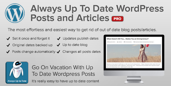 CodeCanyon Always Up To Date WordPress Posts and Articles 5334939