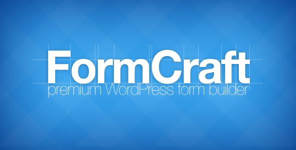 FormCraft – Premium WordPress Form Builder (Forms) images