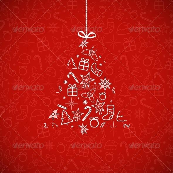 GraphicRiver Christmas Card 5335091
