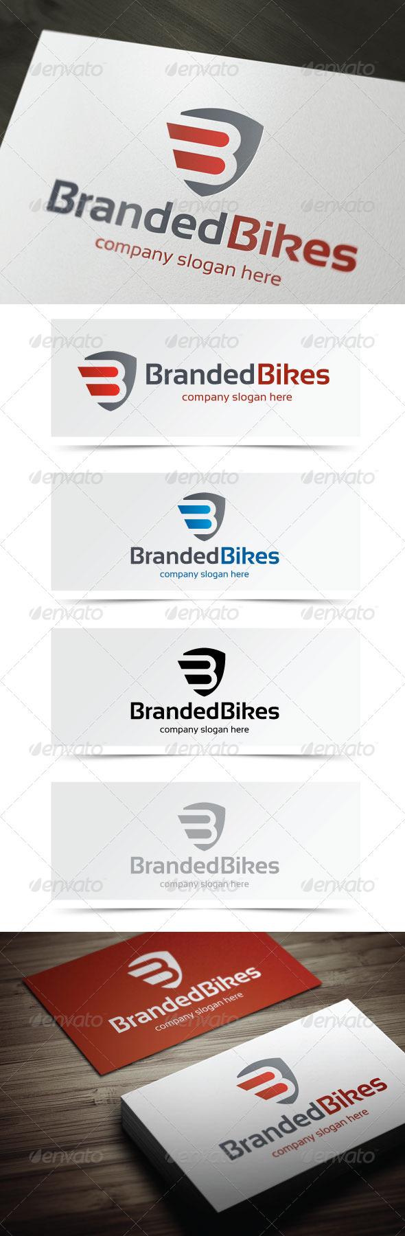 GraphicRiver Branded Bikes 5336243