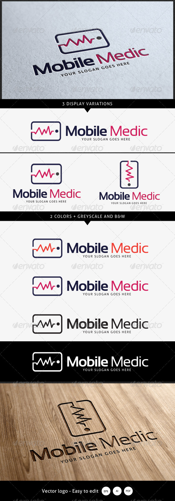 GraphicRiver Mobile Medic 5336985