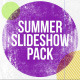 Bumper Summer Slideshow Package - VideoHive Item for Sale