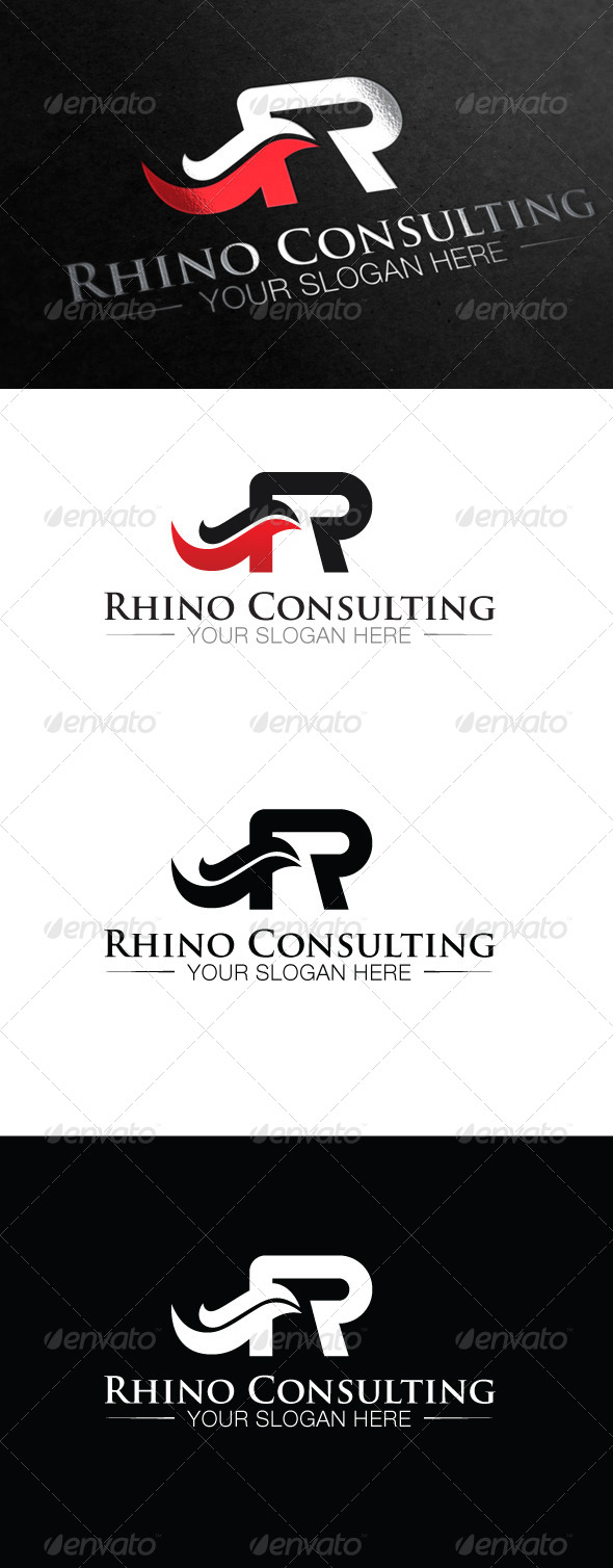 GraphicRiver Rhino Consulting 5338021