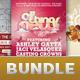 Church Marketing Flyer Template Bundle Vol 059 - GraphicRiver Item for Sale