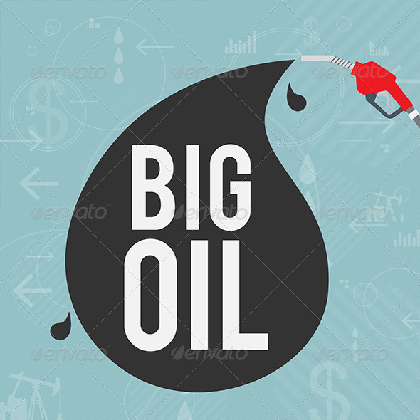 GraphicRiver Big Oil Industry Concept 5338295