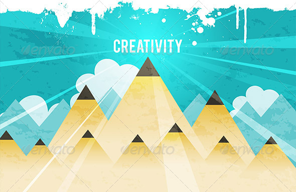 GraphicRiver Creative Peak 5338301