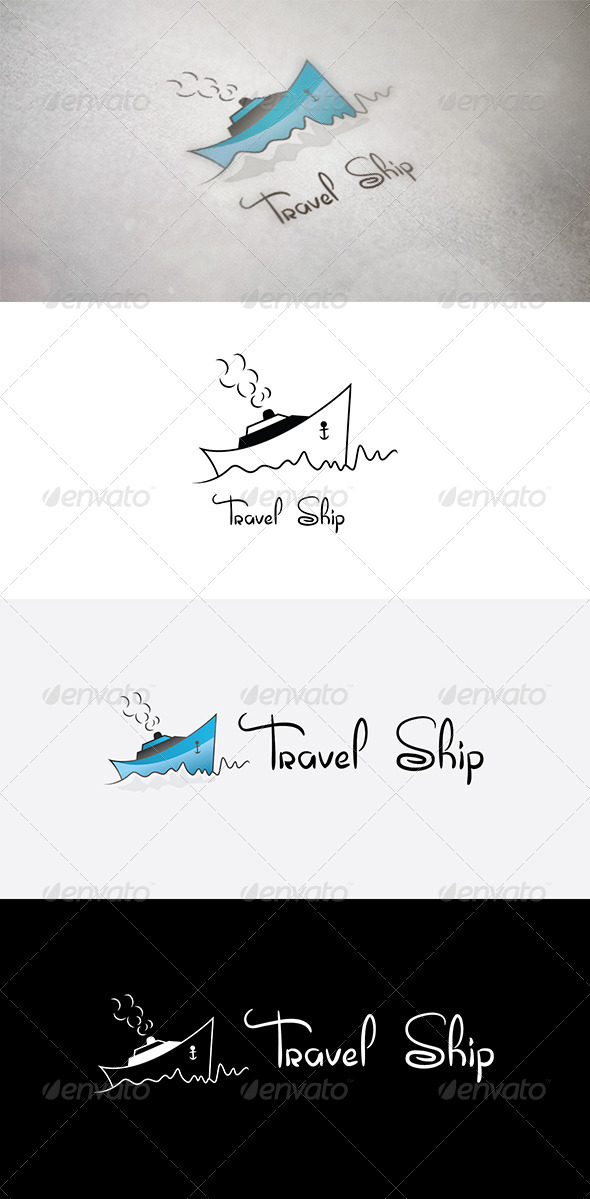 GraphicRiver Travel Ship 5339793