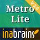 Link toMetrolite - responsive coming soon template