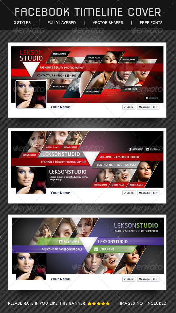 GraphicRiver Fb Timeline Cover IV 5280815