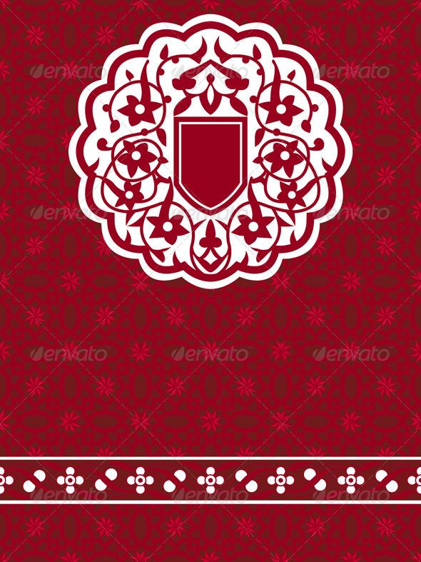 GraphicRiver Arabic Postcard 5341113