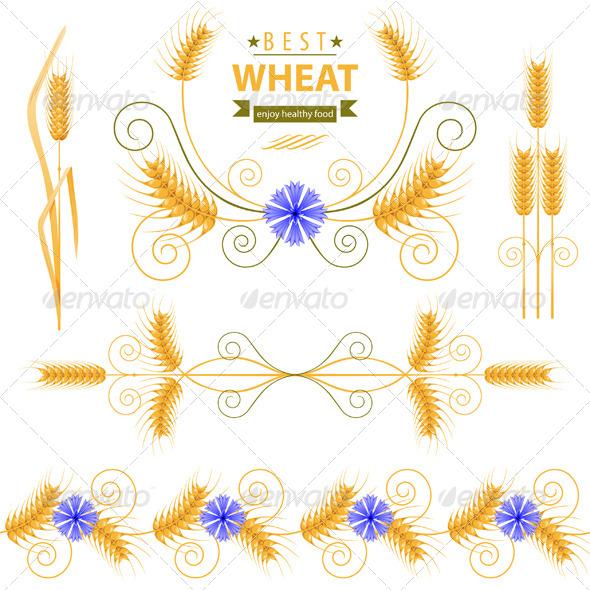 GraphicRiver Wheat 5341217