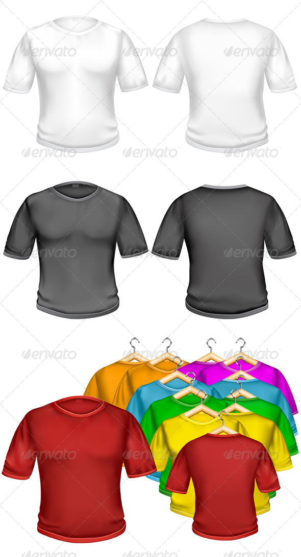 T-Shirt multicolored