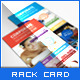 Multipurpose Flat Rack Card - Flyer Template - GraphicRiver Item for Sale