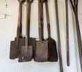 Rusty vintage spades - PhotoDune Item for Sale