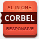 CORBEL – Responsive Template