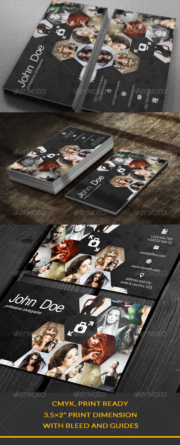 GraphicRiver Creative Business Card 5344065
