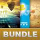 Church Marketing Flyer Template Bundle Vol 065 - GraphicRiver Item for Sale