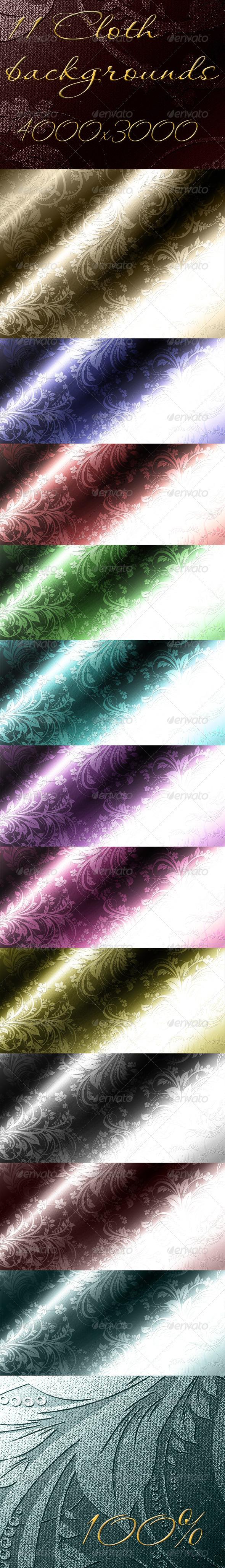 GraphicRiver Cloth 5344454