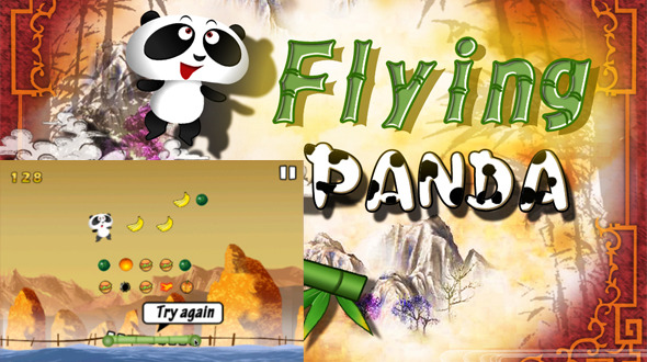 CodeCanyon Flying Panda Game For Android 5345907