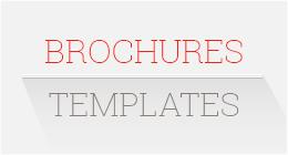 Business, restaurant, real estate, SPA, travel Brochure Templates