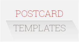 Postcard Templates