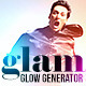 Glam - 40 Glow Generator Actions - GraphicRiver Item for Sale