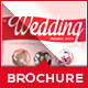 Wedding Showcase - Brochure Template - GraphicRiver Item for Sale