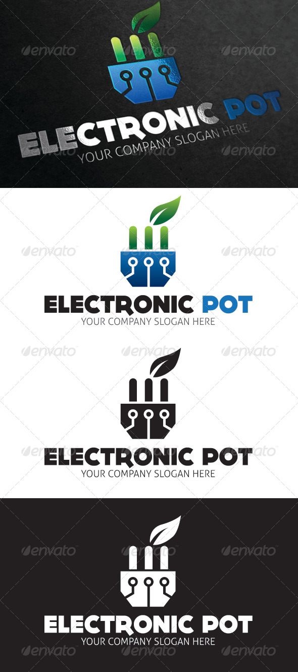 GraphicRiver Electronic Pot 5347573