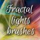 Fractal Lights Brushes